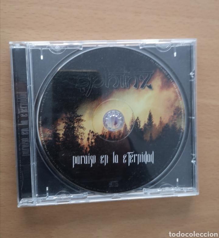 SPHINX - PARAISO EN LA ETERNIDAD (Música - CD's Heavy Metal)