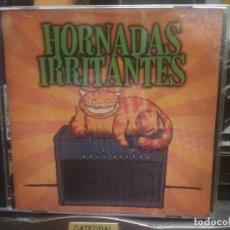 CDs de Música: DOBLE CD HORNADAS IRRITANTES PRECINTADO LEMURIA DISCOS COLECCIONISTAS POP ROCK ESPAÑOL¡¡¡¡ PEPETO. Lote 196388025