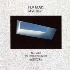CDs de Música: FILM MUSIC (MRS. SOFFEL + THE TIMES OF HARVEY MILK + NEVER CRY WOLF) / MARK ISAM CD BSO. Lote 196395942