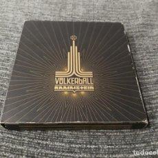 CDs de Música: RAMMSTEIN - VOLKERBALL (2006) SÓLO CONTIENE DVD. Lote 196402302