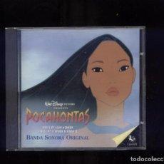 CDs de Música: LOTE DE 6 CD'S DE BANDAS SONORAS MIKE OLDFIELD POCAHONTAS JURASSIC PARK VER DESCRIPCIÓN. Lote 196453653