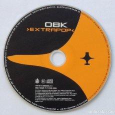 CDs de Música: OBK EXTRAPOP. Lote 196474787