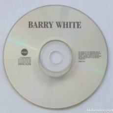 CDs de Música: BARRY WHITE CD BARRY WHITE 10 TEMAS 2001. Lote 196478727