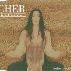 CDs de Música: CHER - BELIEVE. Lote 196523850