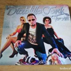 CDs de Música: DIABLILLO FONK -VERSATIL CD DIGIPACK HIP HOP FUNK. Lote 196526381