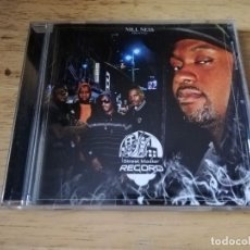 CDs de Música: NILL NESS -STREET MASTER RECORD VOL.1 CD 2008 HIP HOP. Lote 196529203