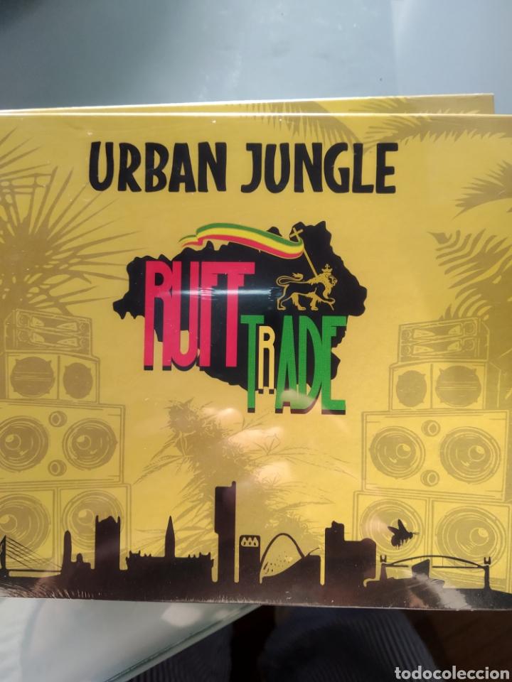 RUFF TRADE - URBAN JUNGLE (NUEVO.PRECINTADO) (Música - CD's Reggae)