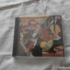 CDs de Música: MADAGASCAR CD EN CARTEL (1995). Lote 196573268