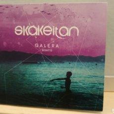 CDs de Música: SKAKEITAN–GALERA . CD PERFECTO ESTADO. Lote 196627772