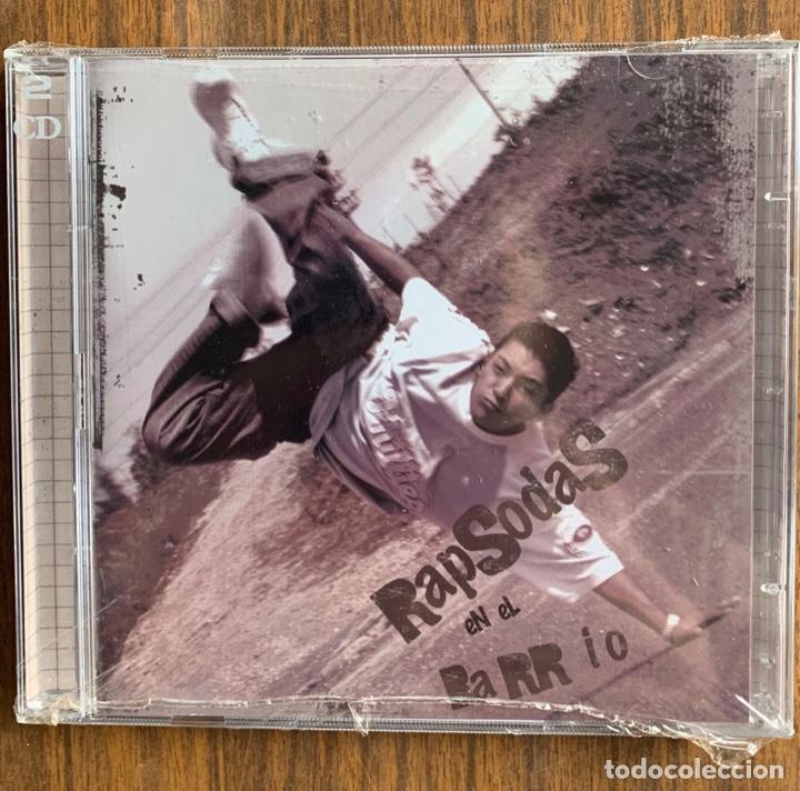 RAPSODAS DEL BARRIO (Música - CD's Hip hop)
