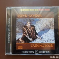 CDs de Música: STEVIE WONDER - TALKING BOOK - THE MOTOWN COLLECTION. Lote 196727916