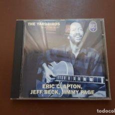 CDs de Música: THE YARDBIRDS - BLUE EYED BLUES. Lote 196728152
