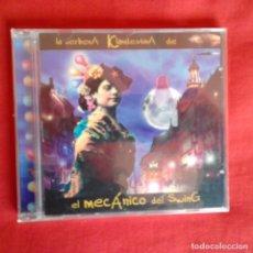 CDs de Música: LA VERBENA KLANDESTINA. EL MECÁNICO DEL SWING (PRECINTADO) CD. Lote 196734112