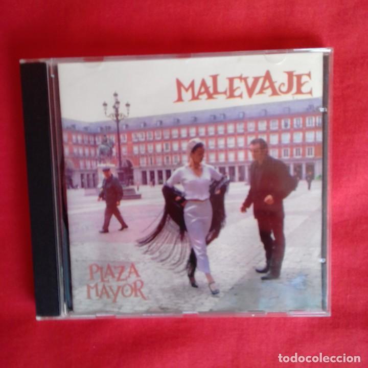 PLAZA MAYOR. MALEVAJE 1998 (Música - CD's World Music)