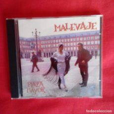 CDs de Música: PLAZA MAYOR. MALEVAJE 1998 . Lote 196734422