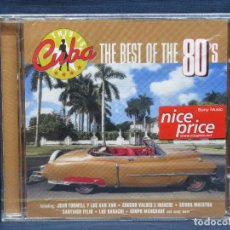 CD de Música: VARIOS - THIS IS CUBA: THE BEST OF THE 70'S - CD. Lote 196740070