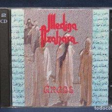 CD de Música: MEDINA AZAHARA - ARABE - 2 CD. Lote 196742906