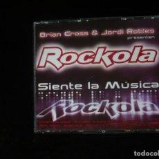 CDs de Musique: ROCKOLA SIENTE LA MUSICA - 3 CD'S COMO NUEVOS. Lote 196779971