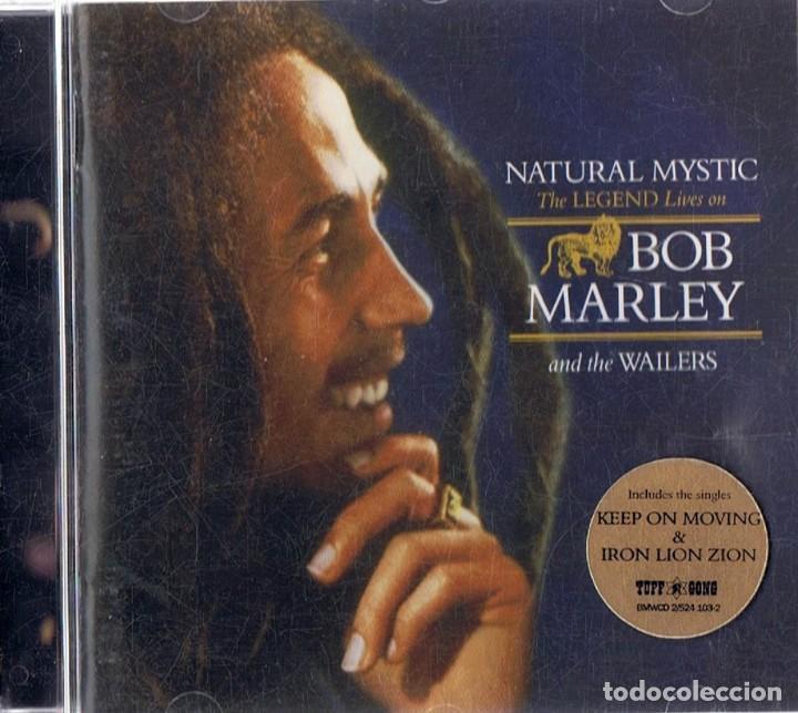 BOB MARLEY & THE WAILERS ¨NATURAL MYSTIC¨ (Música - CD's Reggae)