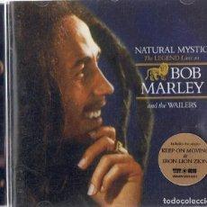 CDs de Música: BOB MARLEY & THE WAILERS ¨NATURAL MYSTIC¨. Lote 196788318