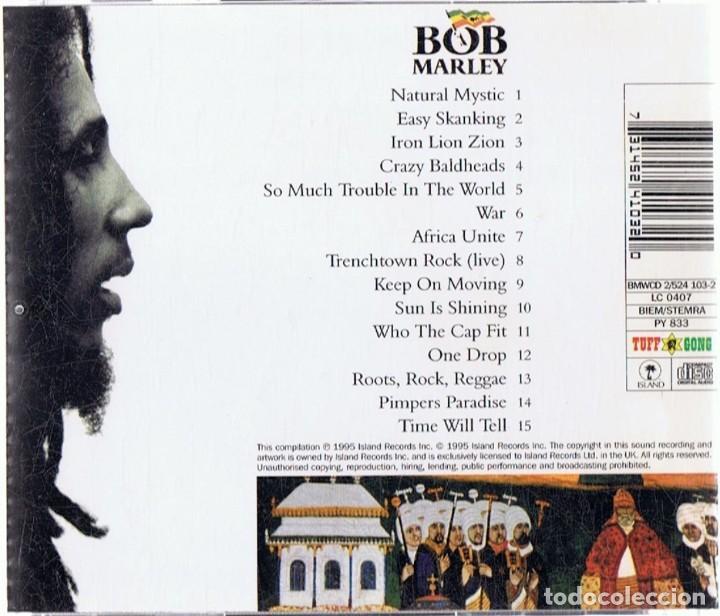 CDs de Música: BOB MARLEY & THE WAILERS ¨NATURAL MYSTIC¨ - Foto 2 - 196788318