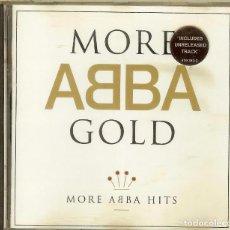 CD di Musica: CD - ABBA - MORE GOLD - MORE ABBA HITS - 1993. Lote 196810393