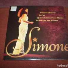 CDs de Música: CD MAXI SINGLE PROMO SIMONE / PROCURO OLVIDARTE - 4 TRACKS - CARTON. Lote 211719816