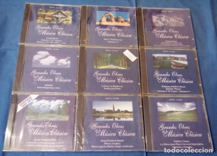 CDS CLÁSICA (Música - CD's Clásica, Ópera, Zarzuela y Marchas)