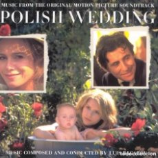 CDs de Música: POLISH WEDDING / LUIS BACALOV CD BSO. Lote 289920198