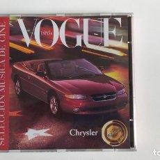 CDs de Música: CD VOGUE SELECCION MUSICA DE CINE AÑO 1998. Lote 197046842