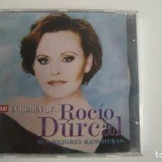 CDs de Música: CD HOLA ROCIO DURCAL SUS MEJORES RANCHERAS SONY 2006. Lote 197048963