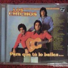 CDs de Música: LOS CHICHOS (PARA QUE TU LO BAILES...) CD EDICIÓN REMASTERIZADA 2005. Lote 197106392