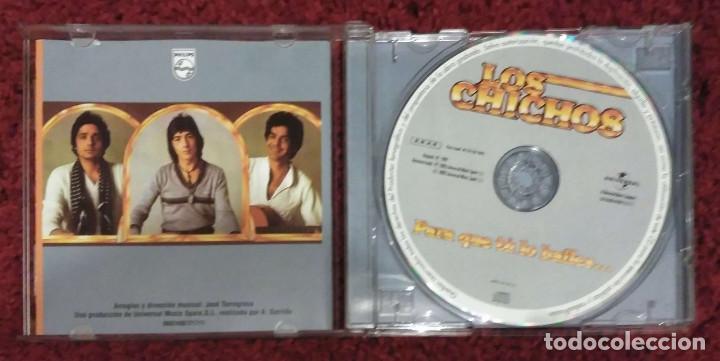 CDs de Música: LOS CHICHOS (PARA QUE TU LO BAILES...) CD Edición Remasterizada 2005 - Foto 3 - 197106392