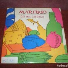 CDs de Música: CD SINGLE MARTIRIO / LA MIL CALORIAS - TU NO TE ESCAPES - 2 TRACKS - CARTON. Lote 197131698