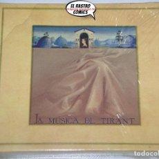 CDs de Musique: LA MÚSICA DEL TIRANT, CAPELLA DE MINISTRERS, ORFEÓ NAVARRO REVERTER, DOBLE, DOS CD, TABALET 1990. Lote 197134092