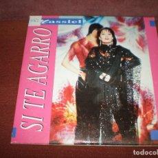 CDs de Música: CD SINGLE PROMO MASSIEL / SI TE AGARRO - CARTON. Lote 197140945