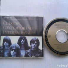 CD de Música: AÑOS 90 V PLANETA CLASICOS CONTEMPORANEOS 1997 CD MUSICA KREATEN. Lote 197143277