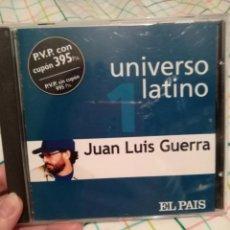 CDs de Música: CD JUAN LUIS GUERRA. Lote 197252060