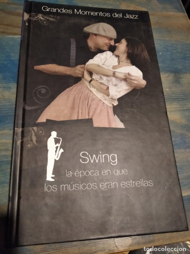 SWING. 2 CDS. + LIBRETO EN ESPAÑOL. NUEVO (Música - CD's Jazz, Blues, Soul y Gospel)