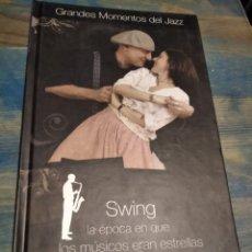 CDs de Música: SWING. 2 CDS. + LIBRETO EN ESPAÑOL. NUEVO. Lote 197261521