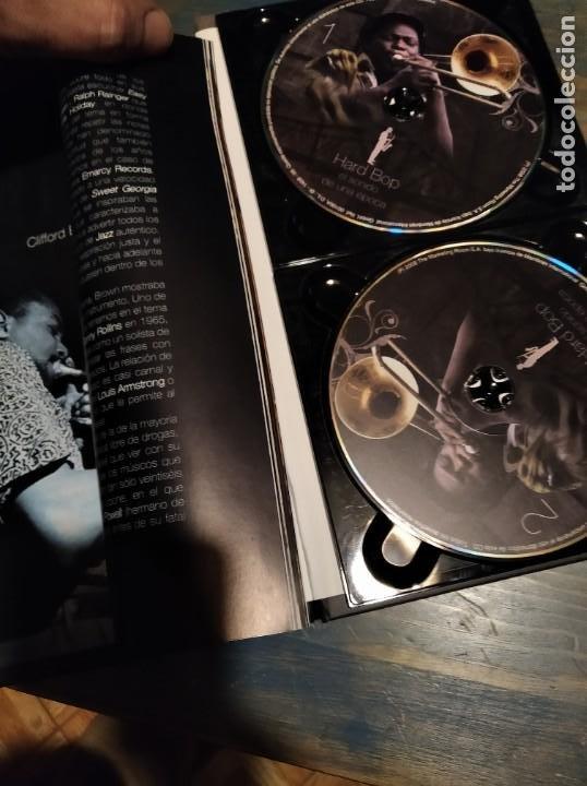 HARD BOP. 2 CDS + LIBRETO. NUEVO. EL SONIDO DE UNA ÉPOCA (Música - CD's Jazz, Blues, Soul y Gospel)
