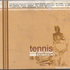 CDs de Musique: TENNIS - FURLINES (BLEEP 20/21) / DIGIPACK / DOBLE CD DEL 2003 / MUY BUEN ESTADO RF-5358. Lote 197264537