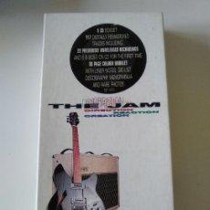 CDs de Música: THE JAM DIRECTION REACTION CREATION 5CD BOX SET + LIBRO 88 PGS ( 1997 POLYDOR ) PAUL WELLER. Lote 197332612