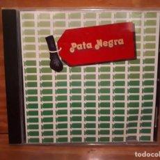 CDs de Música: PATA NEGRA - IGUAL - 1998 - COMPRA MÍNIMA 3 EUROS. Lote 197336160