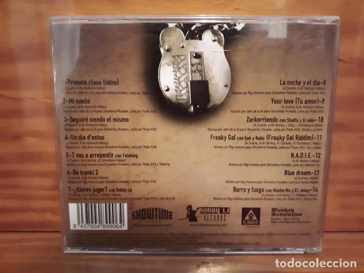 CDs de Música: TRIPLE XXX - PRIMERA CLASE - 2004 - COMPRA MÍNIMA 3 EUROS - Foto 2 - 197336666
