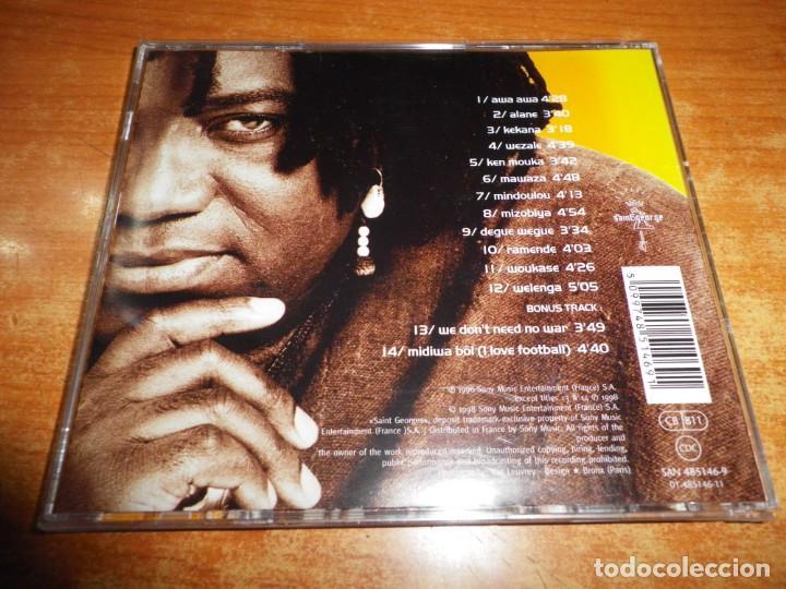 CDs de Música: WES Welenga CD ALBUM DEL AÑO 1998 AUSTRIA CONTIENE 14 TEMAS 2 TEMAS EXTRA DEEP FOREST RARO - Foto 2 - 227947005