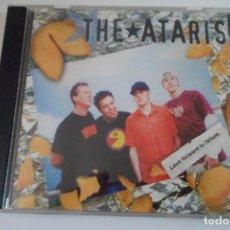 CDs de Música: CD THE ATARIS. LOOK FORWARD TO FAILURE. Lote 197362286