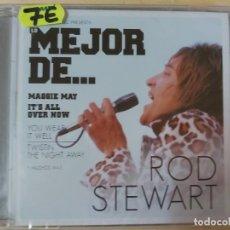 CDs de Música: ROD STEWART -LO MEJOR (CD) PRECINTADO. Lote 197374037
