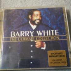 CDs de Música: BARRY WHITE THE ULTIMATE COLLECTION. Lote 197376550