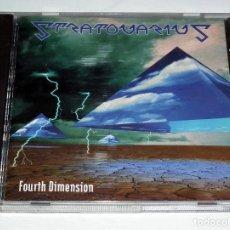 CDs de Música: CD STRATOVARIUS - FOURTH DIMENSION. Lote 197379830